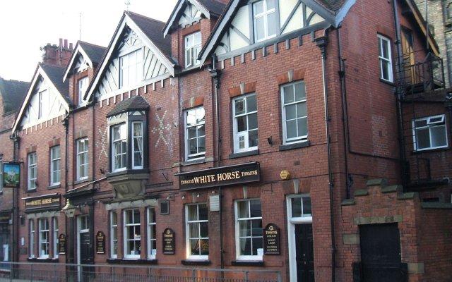 Отель The White Horse Великобритания, Йорк - отзывы, цены и фото номеров - забронировать отель The White Horse онлайн вид на фасад