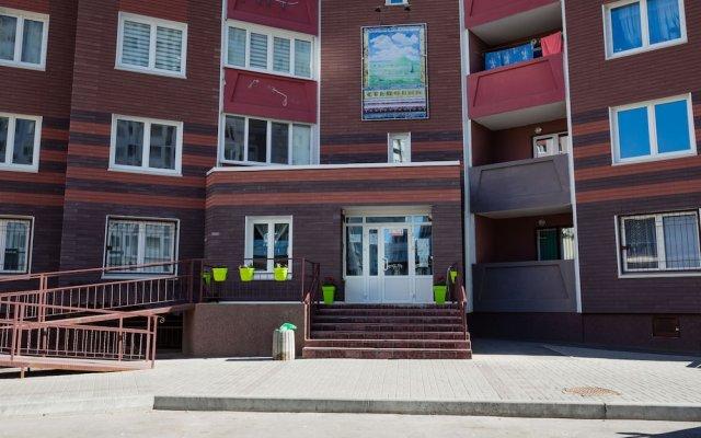 naDobu apart-hotel вид на фасад