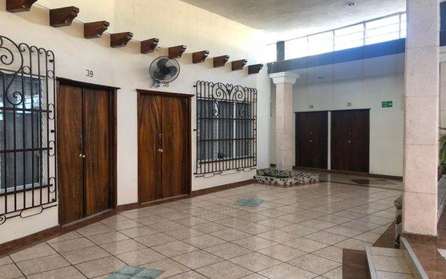 Отель Posada Doña Rubino Мексика, Масатлан - отзывы, цены и фото номеров - забронировать отель Posada Doña Rubino онлайн вид на фасад