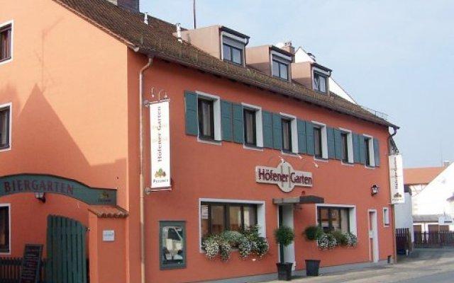 Отель Landgasthof Höfener Garten Германия, Нюрнберг - отзывы, цены и фото номеров - забронировать отель Landgasthof Höfener Garten онлайн вид на фасад