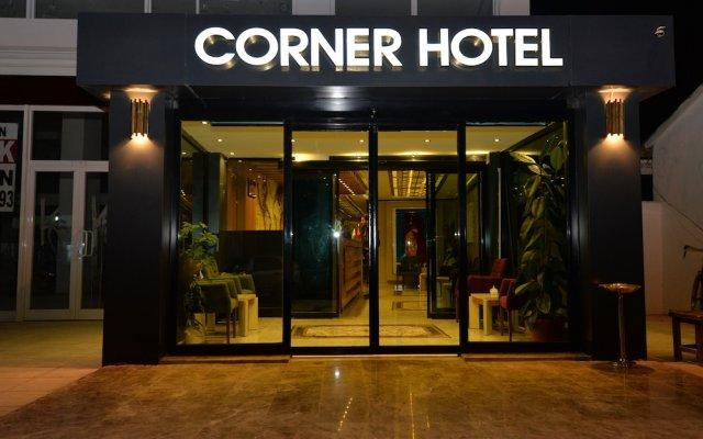 Corner Hotel Van Турция, Ван - отзывы, цены и фото номеров - забронировать отель Corner Hotel Van онлайн вид на фасад