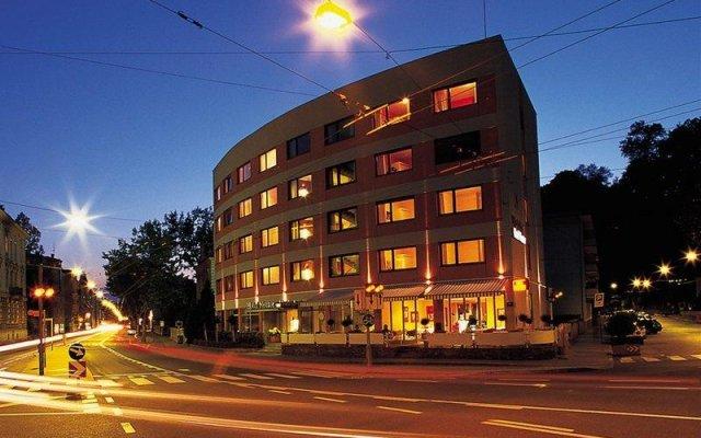 Отель Am Neutor Hotel Salzburg Zentrum Австрия, Зальцбург - 2 отзыва об отеле, цены и фото номеров - забронировать отель Am Neutor Hotel Salzburg Zentrum онлайн вид на фасад