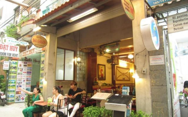 Bee Saigon Hotel вид на фасад