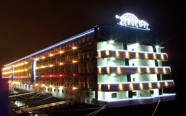Отель Баккара Киев вид на фасад
