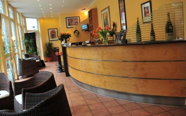 Отель Mado Германия, Кёльн - отзывы, цены и фото номеров - забронировать отель Mado онлайн интерьер отеля