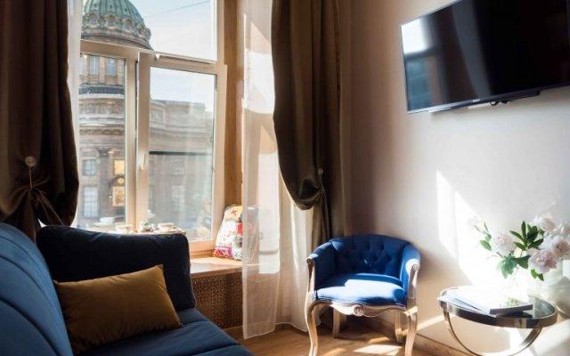 КолорСпб Апарт-Отель Русский Балет комната для гостей