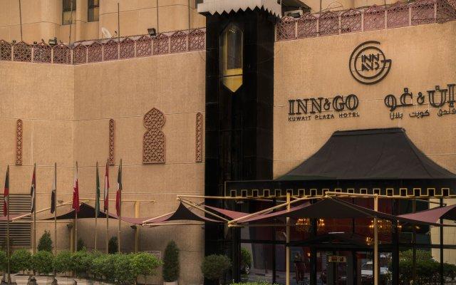 Inn & Go Kuwait Plaza Hotel вид на фасад