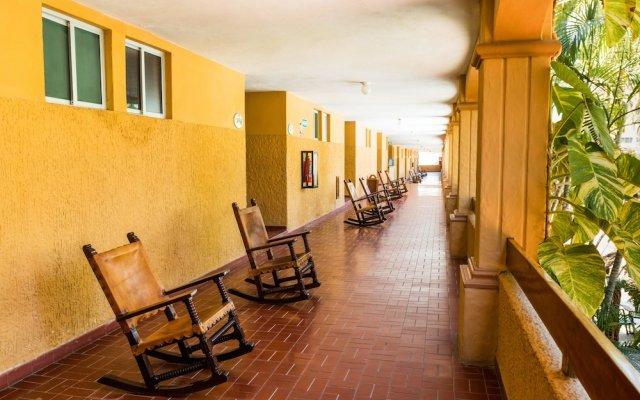 Margaritas Hotel & Tennis Club вид на фасад