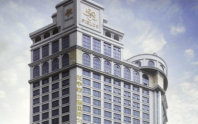 Xian Tianyu Fields International Hotel вид на фасад