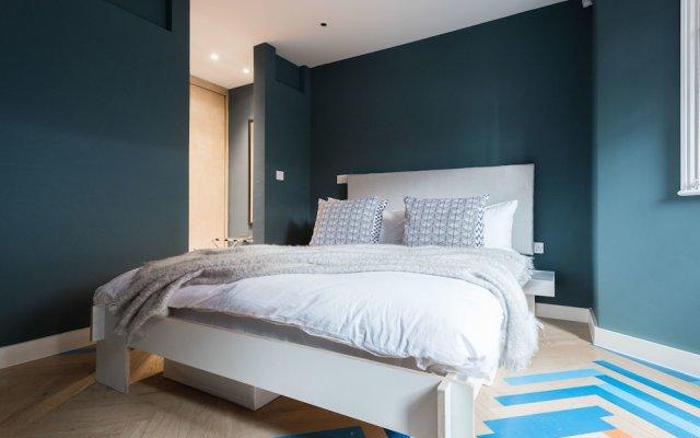 Отель The Notting Hill House - 4 Apartments Великобритания, Лондон - отзывы, цены и фото номеров - забронировать отель The Notting Hill House - 4 Apartments онлайн комната для гостей