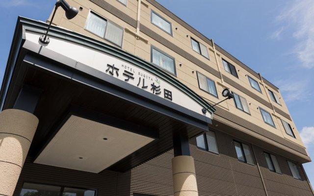 Отель Sugita Япония, Томакомай - отзывы, цены и фото номеров - забронировать отель Sugita онлайн вид на фасад