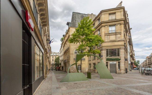 Апартаменты Apartment WS Champs Elysees - Ponthieu вид на фасад