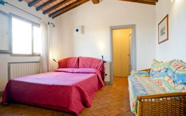Отель Vigna Lontana Монтескудаио комната для гостей