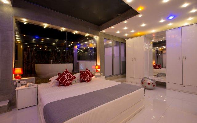 Отель VIlla Thawthisa вид на фасад