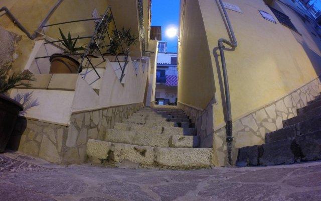 Отель Le Scalette Агридженто вид на фасад