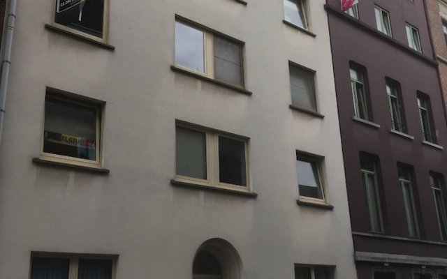 Апартаменты Villa Einstein Apartments вид на фасад