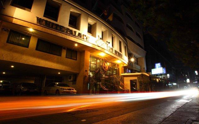 Отель White Palace Bangkok Таиланд, Бангкок - отзывы, цены и фото номеров - забронировать отель White Palace Bangkok онлайн вид на фасад