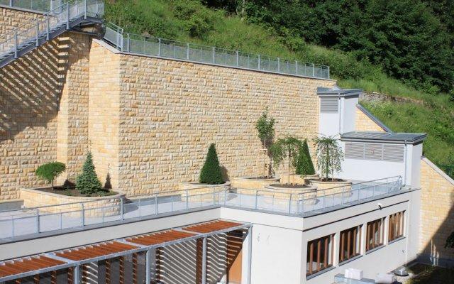 Санаторий Olympic Palace Luxury SPA вид на фасад
