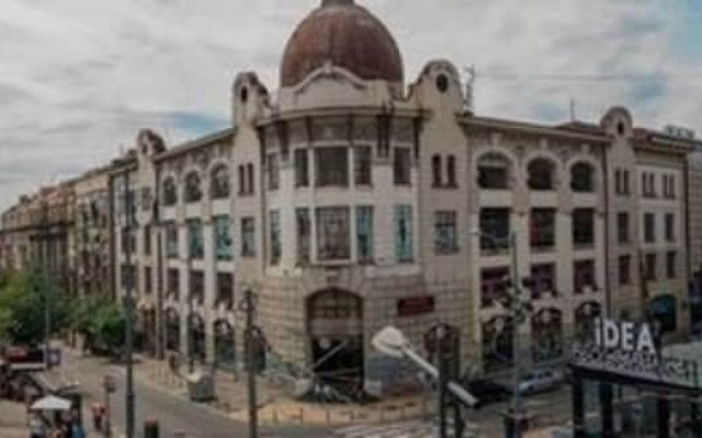 Отель Argo Сербия, Белград - 2 отзыва об отеле, цены и фото номеров - забронировать отель Argo онлайн вид на фасад