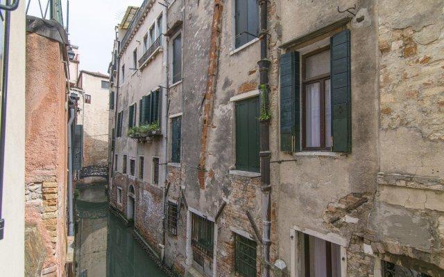 Отель San Marco Love Gentile вид на фасад