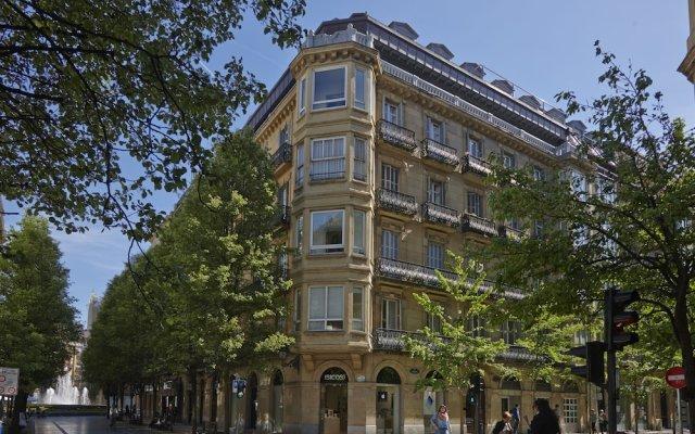 Отель Mirador Apartment by FeelFree Rentals Испания, Сан-Себастьян - отзывы, цены и фото номеров - забронировать отель Mirador Apartment by FeelFree Rentals онлайн вид на фасад