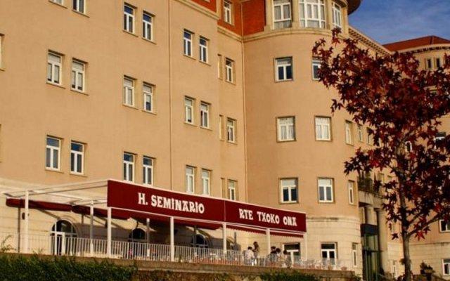 Отель ANDREA Испания, Дерио - отзывы, цены и фото номеров - забронировать отель ANDREA онлайн вид на фасад