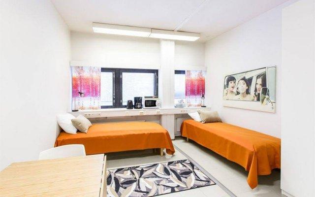 Forenom Hostel Vantaa Airport комната для гостей