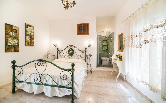 Отель B&B La Bouganville Италия, Фонди - отзывы, цены и фото номеров - забронировать отель B&B La Bouganville онлайн комната для гостей