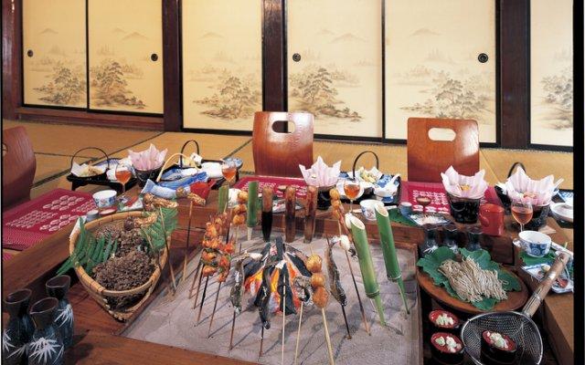 Отель Oku Kinugawa Ieyasu no Sato Onoya Никко развлечения