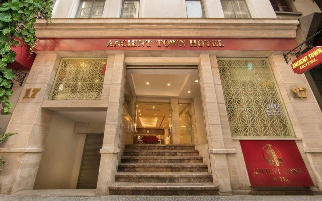 Ancient Town Hotel вид на фасад