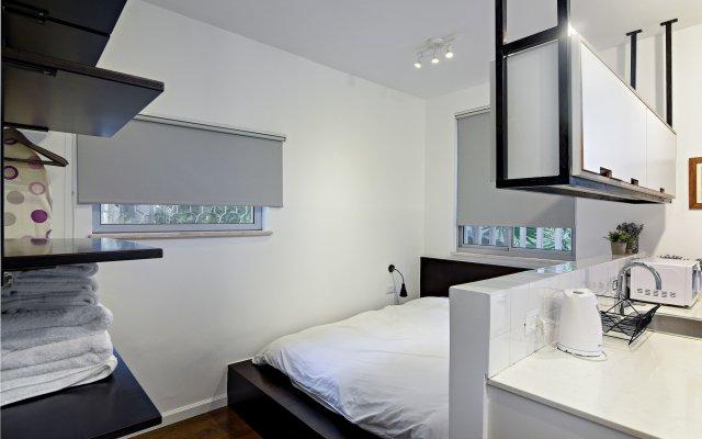 Hanasi 129 - Boutique Apartments Израиль, Хайфа - отзывы, цены и фото номеров - забронировать отель Hanasi 129 - Boutique Apartments онлайн комната для гостей