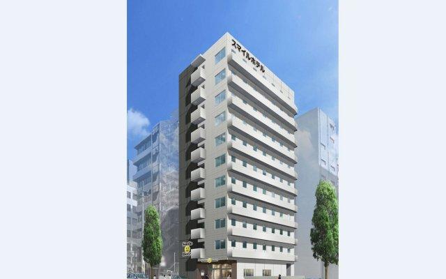 Отель Smile Hakata Ekimae Хаката вид на фасад