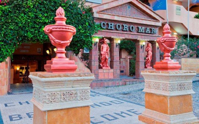 Отель ChoroMar Португалия, Албуфейра - отзывы, цены и фото номеров - забронировать отель ChoroMar онлайн вид на фасад