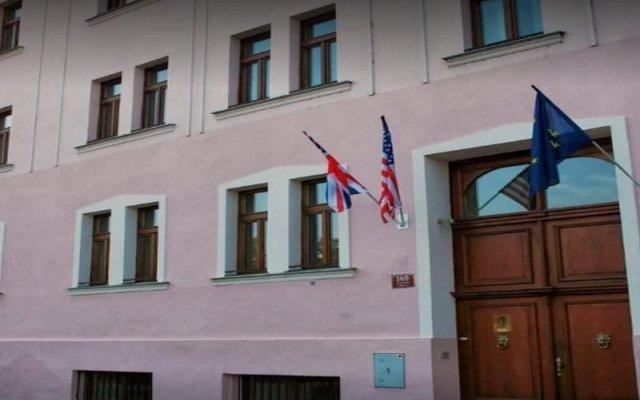 Бутик-отель King Charles Residence Прага вид на фасад