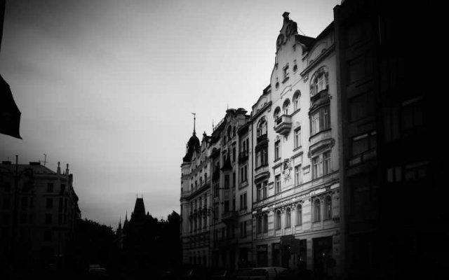 Апартаменты Riverside Apartments вид на фасад