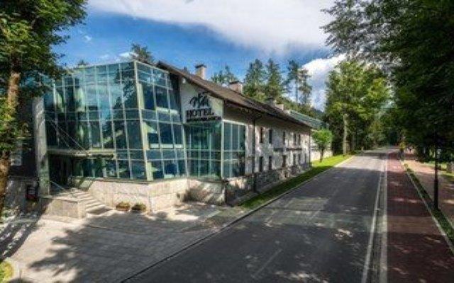 Отель Murowanica Польша, Закопане - отзывы, цены и фото номеров - забронировать отель Murowanica онлайн вид на фасад