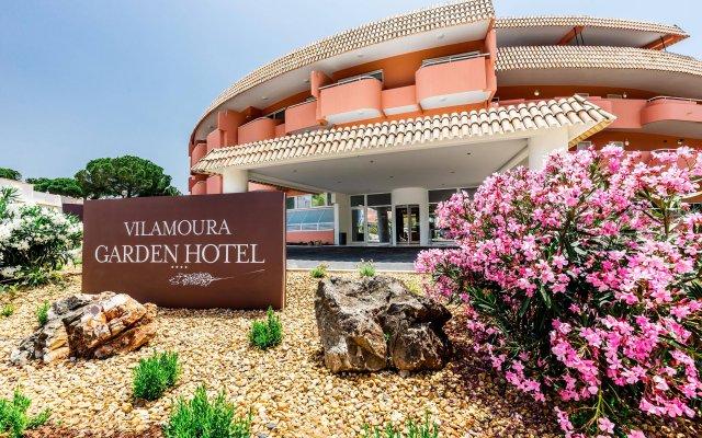 Vilamoura Garden Hotel вид на фасад