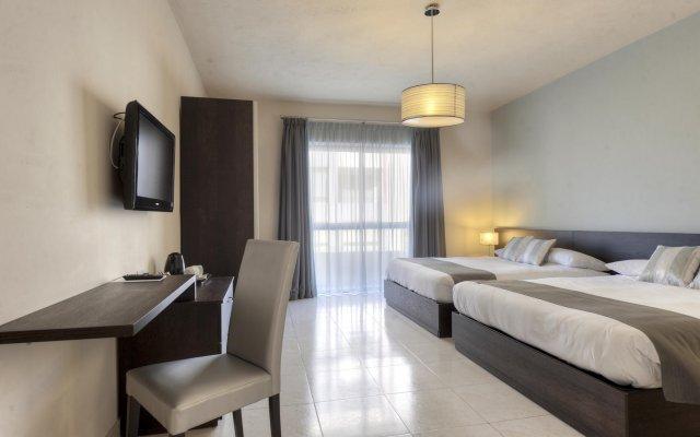 Отель Argento Мальта, Сан Джулианс - отзывы, цены и фото номеров - забронировать отель Argento онлайн комната для гостей