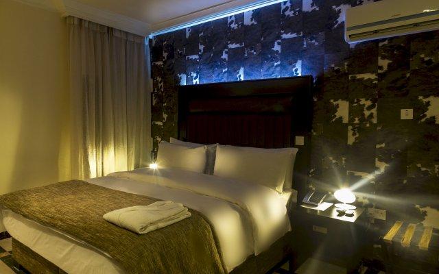 Quo Vadis Hotel Abuja комната для гостей