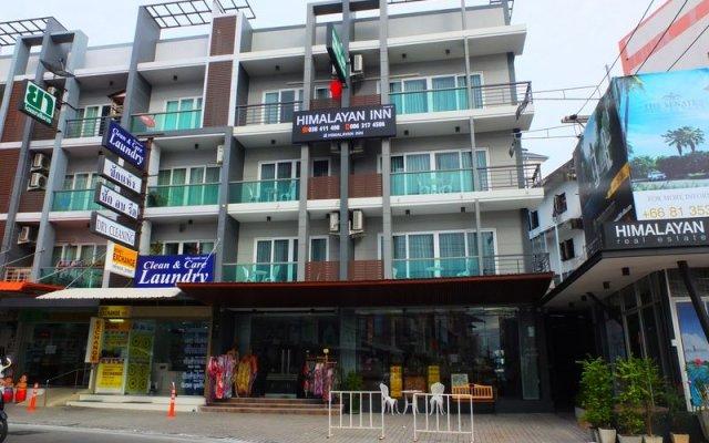 Отель Himalayan Inn вид на фасад