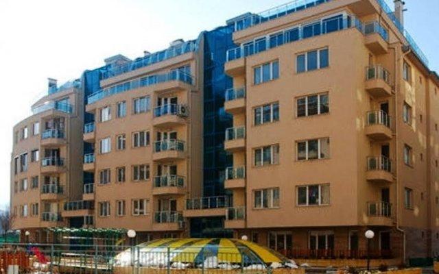 Апартаменты Central & South Park Apartments София вид на фасад