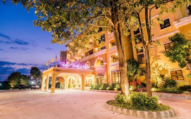 Отель Hula Hula Anana вид на фасад