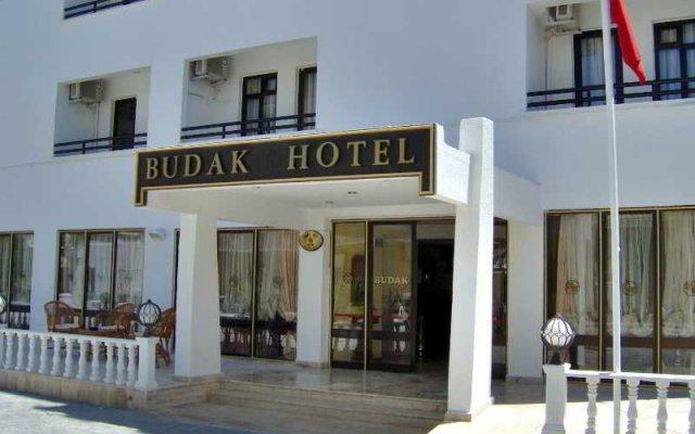 Budak Hotel Турция, Алтинкум - отзывы, цены и фото номеров - забронировать отель Budak Hotel онлайн вид на фасад