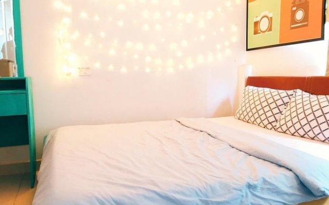 Отель Supe Homestay Nguyen Van Trang комната для гостей