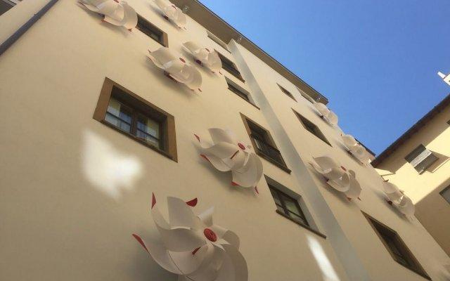 Отель Gallery Hotel Art - Lungarno Collection Италия, Флоренция - отзывы, цены и фото номеров - забронировать отель Gallery Hotel Art - Lungarno Collection онлайн вид на фасад