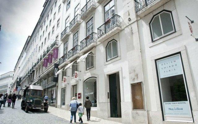 Отель Chiado 69 Apartments Португалия, Лиссабон - отзывы, цены и фото номеров - забронировать отель Chiado 69 Apartments онлайн вид на фасад