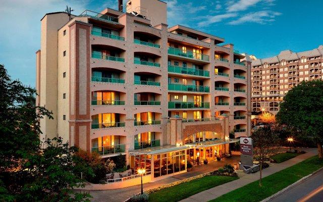Отель Best Western PLUS Inner Harbour Hotel Канада, Виктория - отзывы, цены и фото номеров - забронировать отель Best Western PLUS Inner Harbour Hotel онлайн вид на фасад
