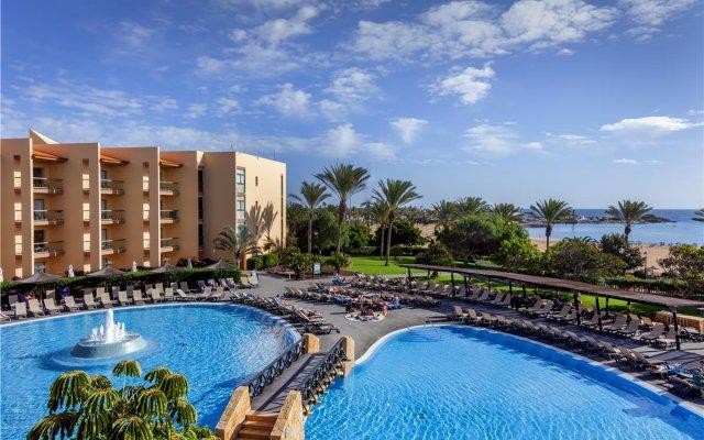Отель Barceló Fuerteventura Thalasso Spa бассейн