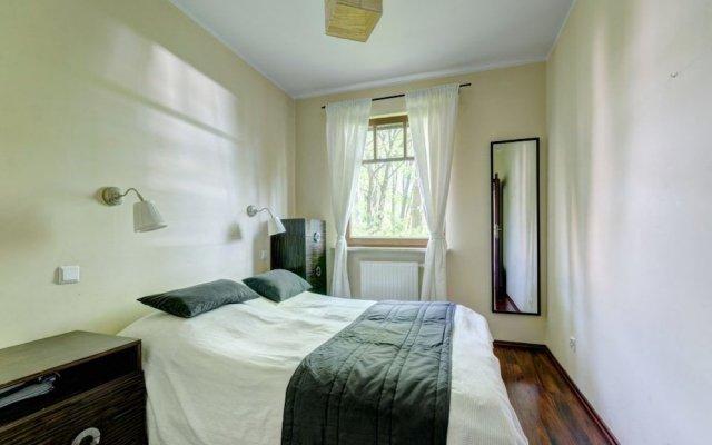 Отель Apartament Karlikowski Mlyn комната для гостей