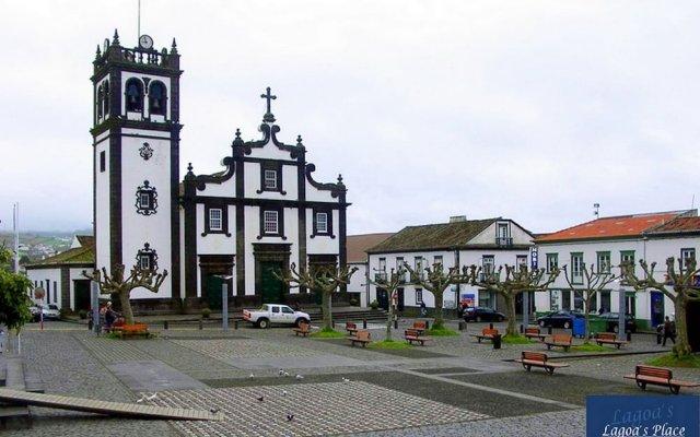 Отель Lagoa's Place вид на фасад